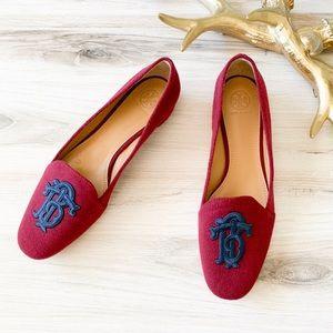 Tory Burch Shoes - Tory Burch Antonia Monogram Loafers